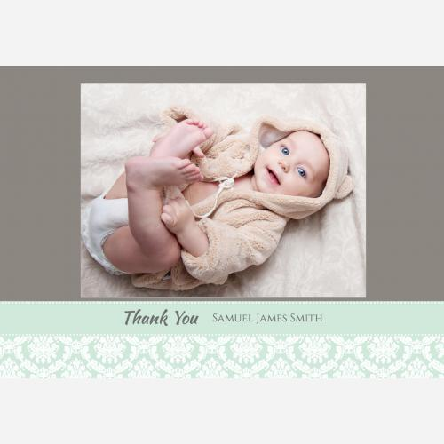 Baby Thank You Cards NZ - PhotoMaxing Photo Cards